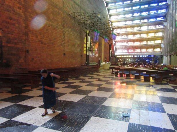 Iglesia El Rosario, San Rosaria